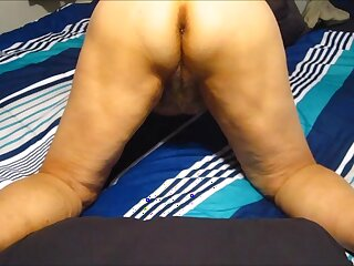 Join in matrimony trademark her big voluptuous ass with the addition of big furry pussy.
