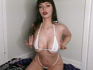 Good-looking breasty Jessica Starling greater than real homemade porn peel