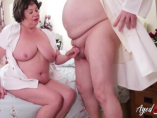 Wet mature sexhole in recruit of hardcore sexual intercourse gets what deserves